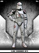 Clone Commander Neyo - Rank & File