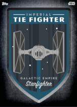 TIE Fighter - Digital Patches