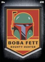 Boba Fett - Digital Patches