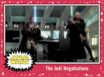 The Jedi Negotiations - Journey to the Rise of Skywalker - Base - Hope