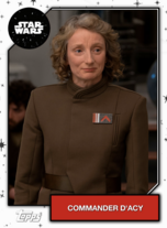Commander D'Acy - 2019 Base Series
