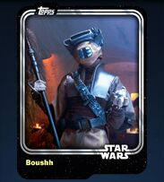 Boushh - Bounty Hunter - Base Series 1