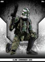 Clone Commander Gree - Rank & File