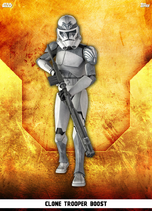 Clone Trooper Boost - Rank & File