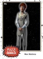 Mon Mothma - Base Series 4 - Rebels