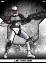 Clone Trooper Niner - Rank & File