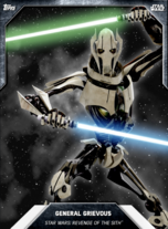 General Grievous - Base Series 3