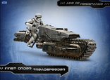 First Order Treadspeeder - Ships & Vehicles: Age of Resistance