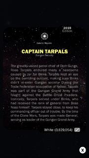 CaptainTarpals-GunganSecurity-White-Back