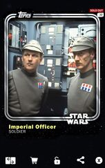 Imperial Officer - Soldier - Base Series 1