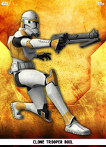 Clone Trooper Boil - Rank & File