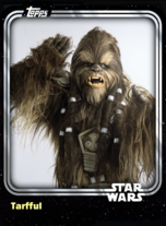 Tarfful - Wookiee General - Base Series 1