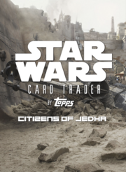 Star Wars: Rogue One - Citizens of Jedha
