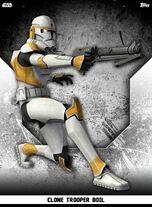 Clone Trooper Boil - Rank & File