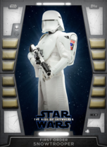 First Order Snowtrooper - 2020 Base Series