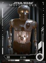 2-1B - Star Wars: Masterwork - Base
