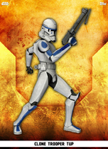 Clone Trooper Tup - Rank & File