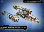Zorii Bliss' Y-Wing - Ships & Vehicles: Age of Resistance
