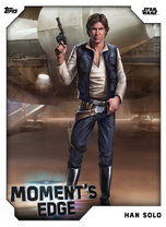 Han Solo - Moment's Edge