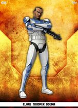 Clone Trooper Dogma - Rank & File (No Helmet)