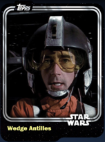Wedge Antilles - X-Wing Pilot - Base Series 1