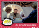 Luke Skywalker's Ambitions - Journey to the Rise of Skywalker - Base - Hope
