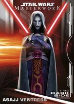Asajj Ventress - Star Wars: Masterwork - The Dark Side
