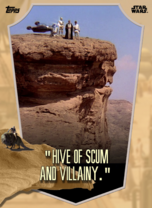 Hive of Scum and Villainy - Locations - Mos Eisley