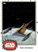 Naboo Starfighter (squadron) - Base Series 4
