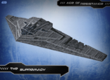 The Supremacy - Ships & Vehicles: Age of Resistance