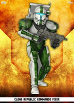 Clone Republic Commando Fixer - Rank & File