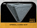 Imperial Cargo Ship 1 - Star Wars Rebels: Retro