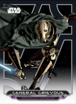 General Grievous - ROTS-7 - Galactic Files 2016