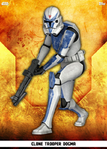 Clone Trooper Dogma - Rank & File (Helmet)