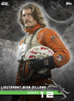 Lieutenant Wion Dillems (Green 12) - Star Wars: Rogue One - Standing By