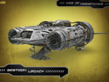 Bestoon Legacy - Ships & Vehicles: Age of Resistance