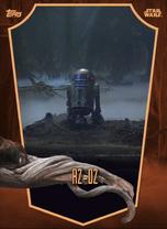 R2-D2 - Locations - Dagobah