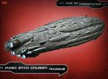 MC85 Star Cruiser Raddus - Ships & Vehicles: Age of Resistance