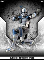 Clone ARC Commander Havoc - Rank & File