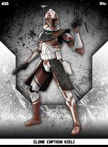 Clone Captain Keeli - Rank & File