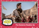 Poe Dameron Readies Up - Journey to the Rise of Skywalker - Base