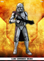 Clone Commander Bacara - Rank & File