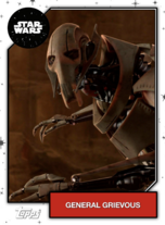 General Grievous (1) - 2019 Base Series