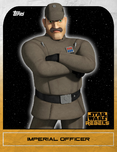 Imperial Officer - Star Wars Rebels: Retro