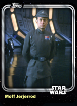 Moff Jerjerrod - Imperial Commander - Base Series 1