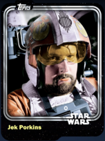 Jek Porkins - X-Wing Pilot - Base Series 1