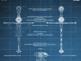B-wing Fighter - Blueprints