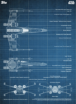 X-wing Starfighter - Blueprints