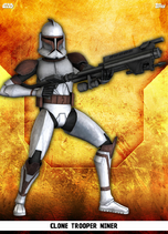 Clone Trooper Niner - Rank & File