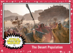 The Desert Population - Journey to the Rise of Skywalker - Base